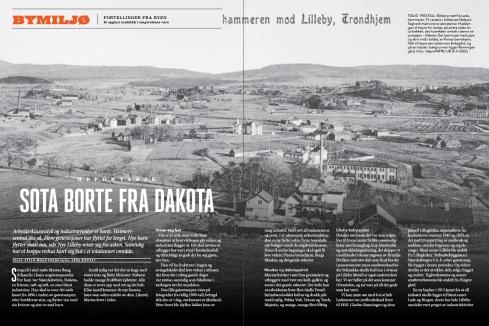 Bymiljø, Dakota, s.1-2