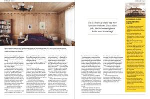 Bymiljø, Saxenborg, s.6-7
