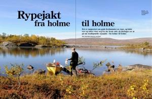 Holmejakt, Villmarksliv, s.1-2