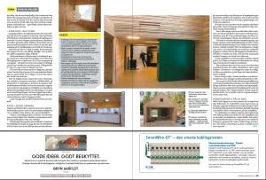 Huset i skogen, TU, s.4-5