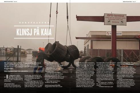 Klinsj på kaia, SF, s.1-2