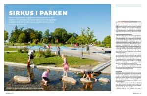 Ladeparken, OBOS, s. 1-2