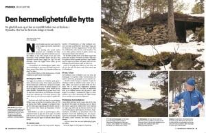 Schølberghytta, Ukeadressa s.1-2