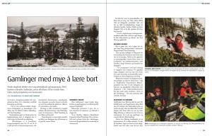 Skogens menn, Norsk Skogbruk s.1-2