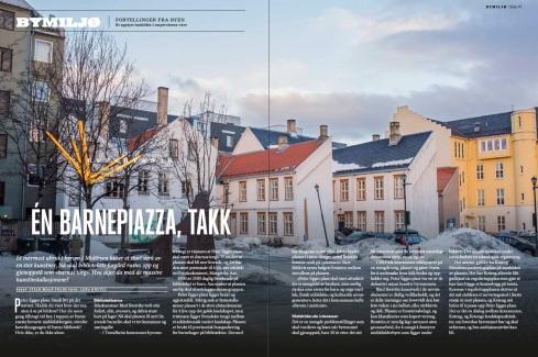 Bymiljø, Peter Egges plass, s.1-2